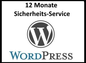 Aktion: 12 Monate Sicherheitspaket für Ihre WordPress Installation
