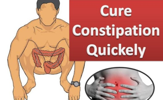 Relief Constipation Quickly