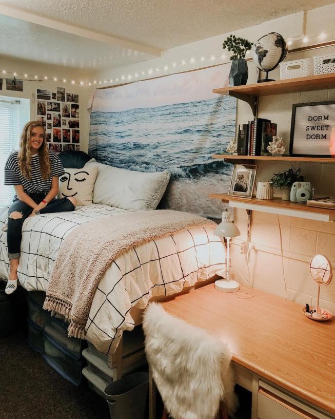 Dorm Room Ideas Organization