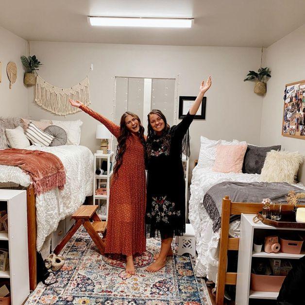 Grey Dorm Room Ideas