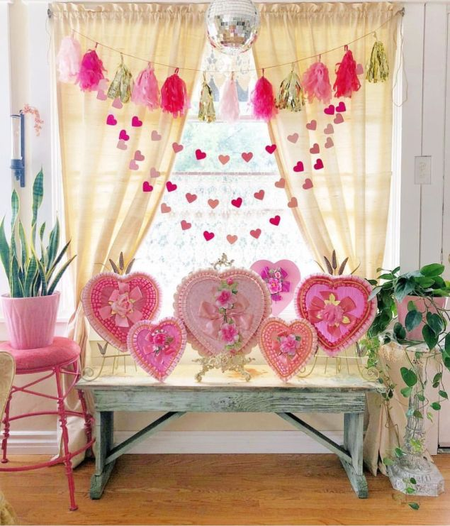 Valentines Day Decorations romantic