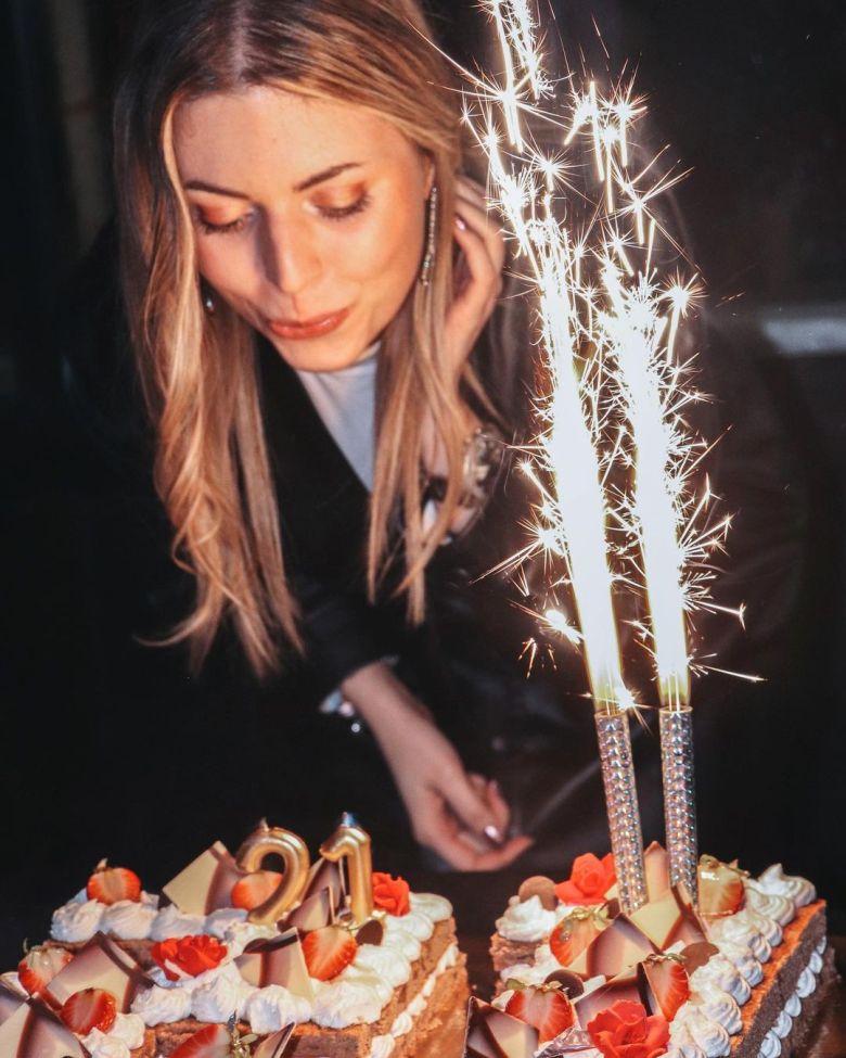 21st birthday sash