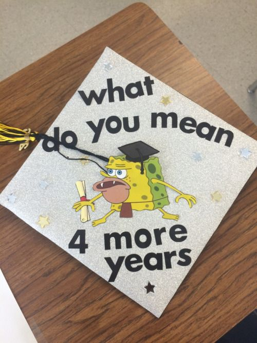 Graduation cap ideas guys