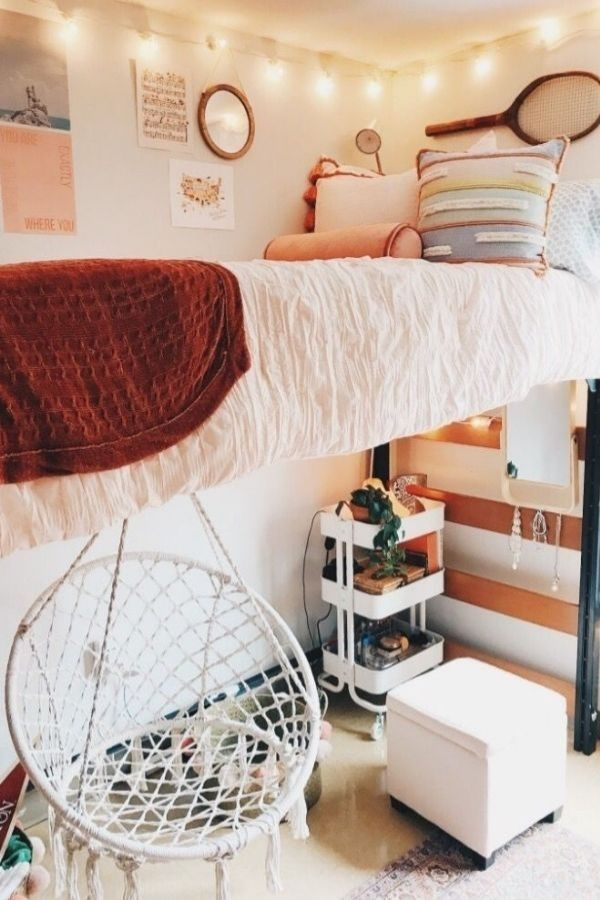 list for college dorm