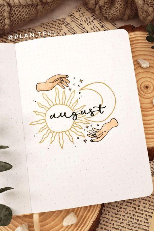 bullet journal ideas doodles
