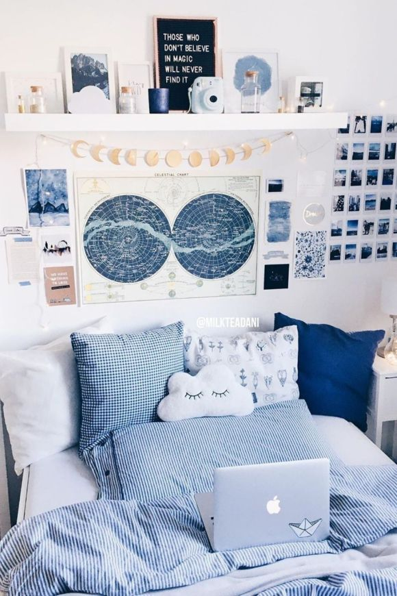 college dorm room ideas for girl