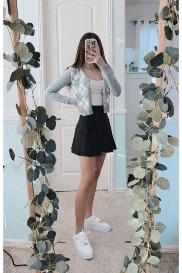 college outfit for girls