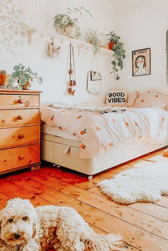girly dorm room ideas
