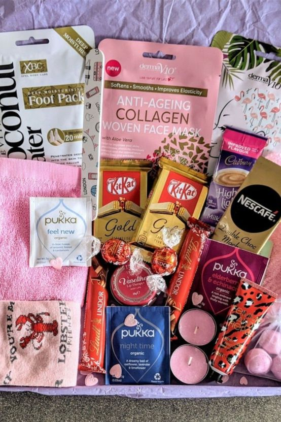 fun college care package ideas