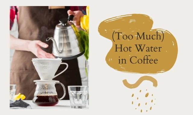 Reduce Bitterness in Coffee