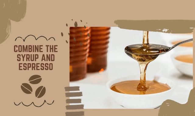 Caramel Latte syrup