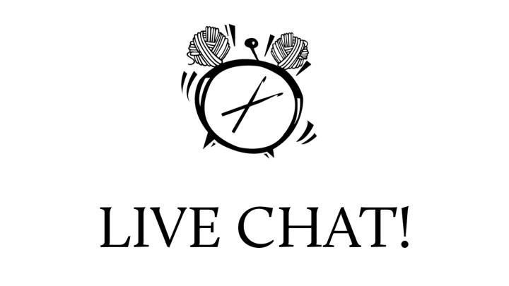 LIVE Chat and Secret Squirrels!