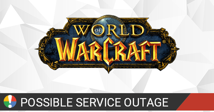 world of warcraft down