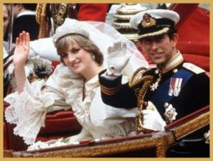 diana and charles wedding carriage