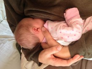 newborn baby ears