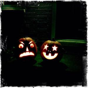 jack o lanterns 2012