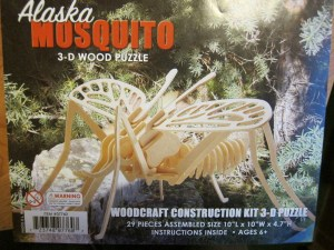 woodcraft mosquito model