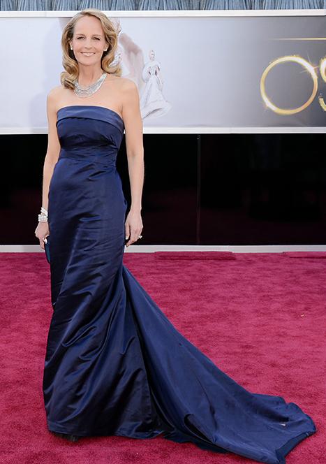 helen hunt oscars 2013 h&m gown