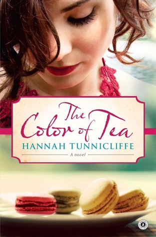 color of tea hannah tunnicliffe