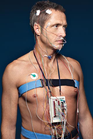 sleep apnea test wires model