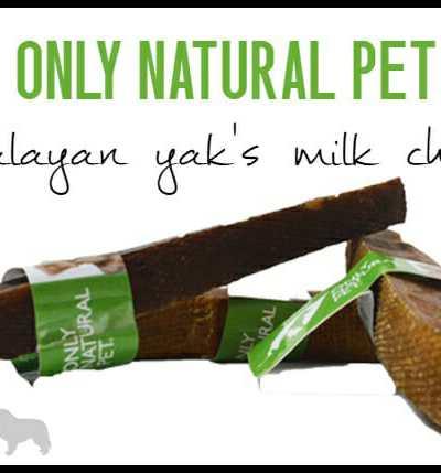Only Natural Pet: Himalayan Chews