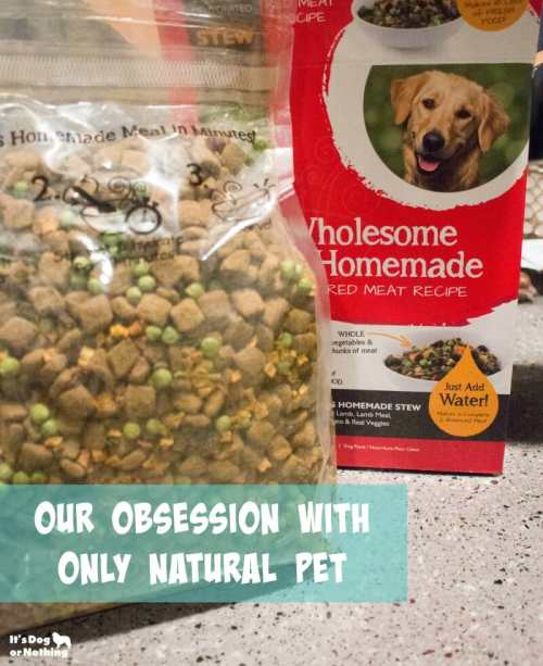 Our obsession with only natural pet it 39 s dog or nothing for All natural pet cuisine