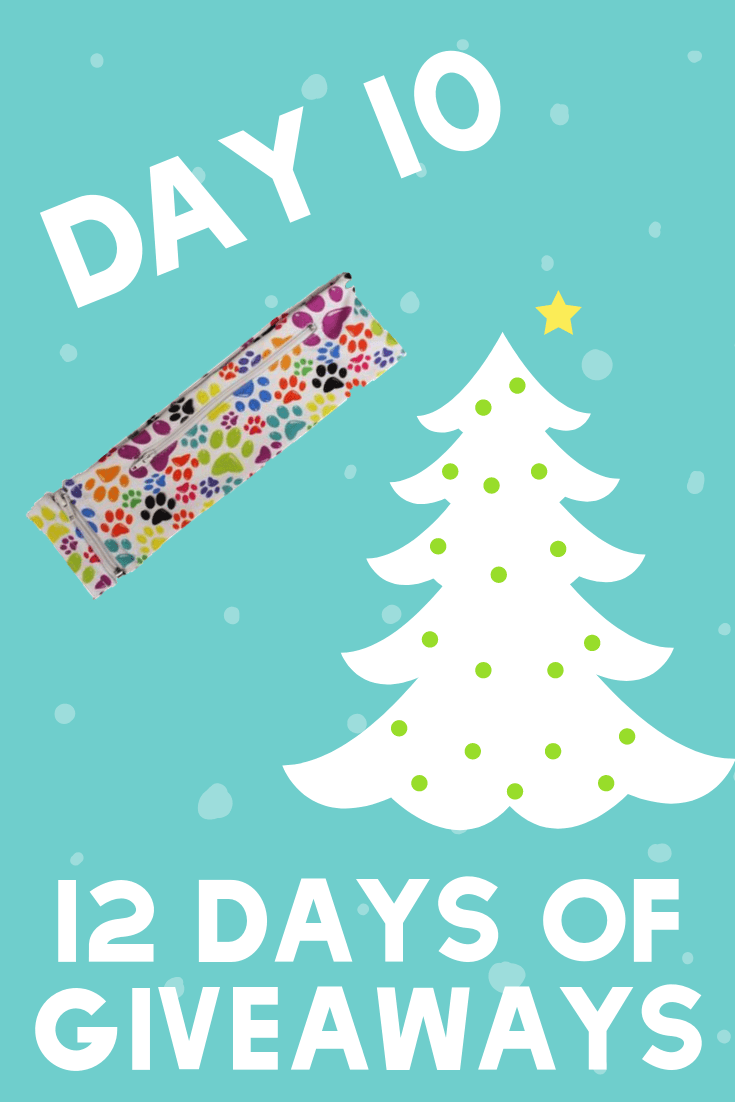 12 Days of Giveaways | Day 10