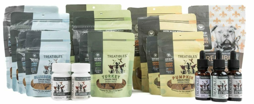 Does your dog suffer from anxiety? Enter to win a pack of Treatibles on It's Dog or Nothing to help keep your dog calm.