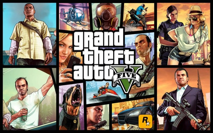 GTA V Highly Compressed Download 2019