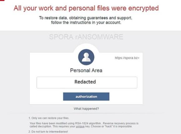 Сообщение шифровальщика