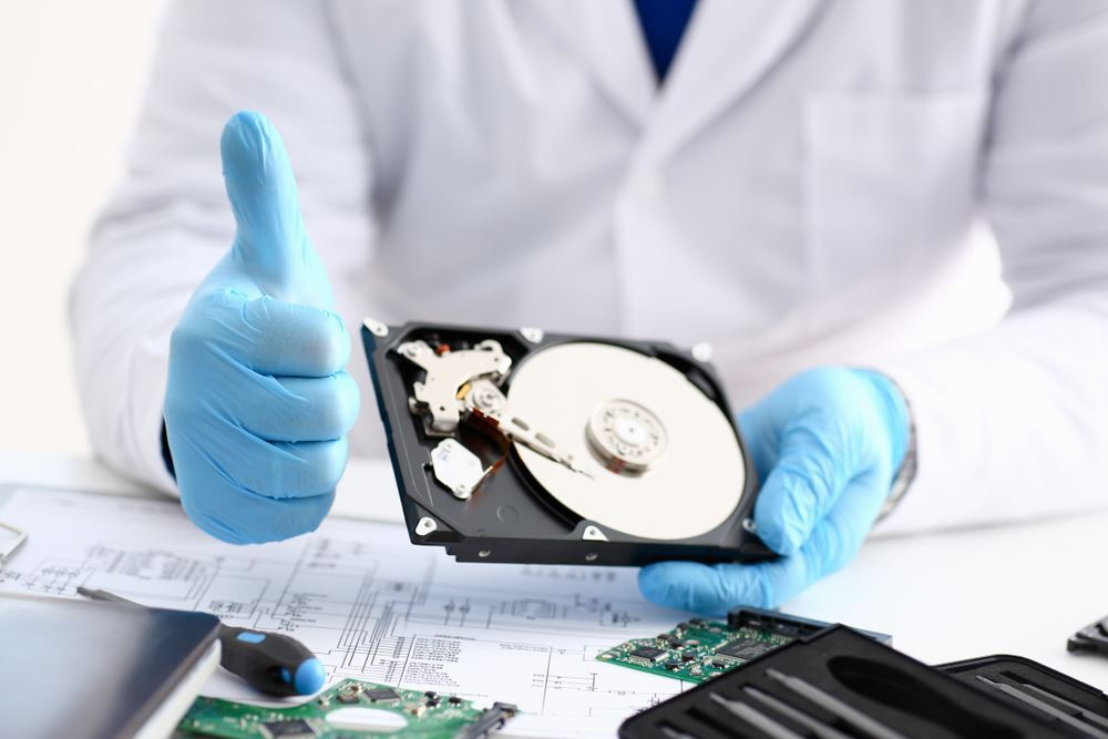 Recover Formatted External Hard Drive