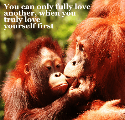 Self love yourself first Quote