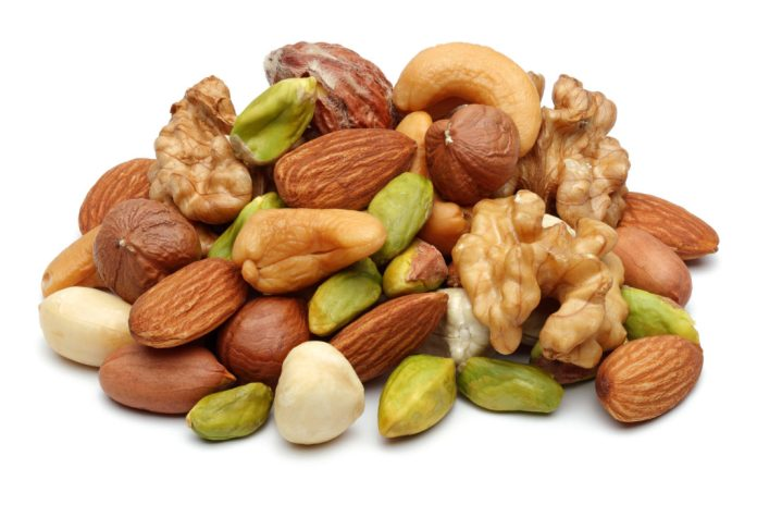 Mixed Nuts for omega 3
