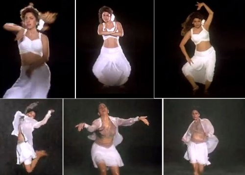 juhichawla dance in darr