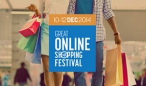 GOSF 2014- Raising a new era of online shopping in India
