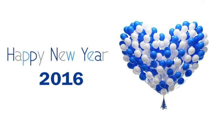 Happy-New-Year-2016-Blue-And-White-Heart-Balloons-Picture