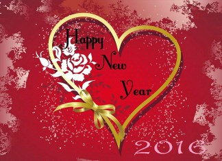 Happy New Year Greetings Messages 2016