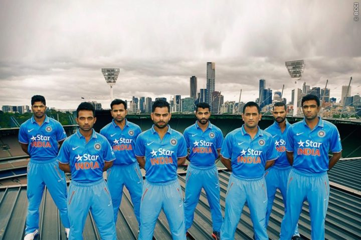 indian cricket team for world cup 2015