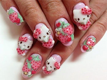 How To Do 3d Nail Art With Precision