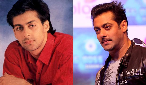 salman khan then and now hd wallpapers