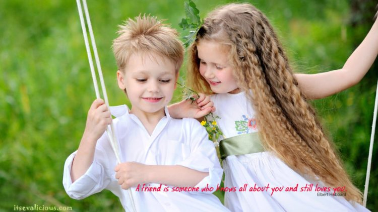 Cute-Childs-Wishes-Happy-Friendship-Day-HD-Wallpaper