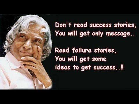 Dr. Abdul Kalam images with quotes-min