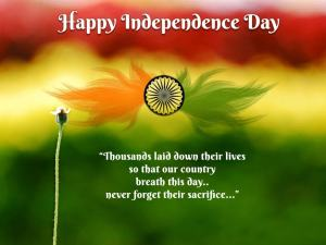 15 August Independence Day Wishes SMS