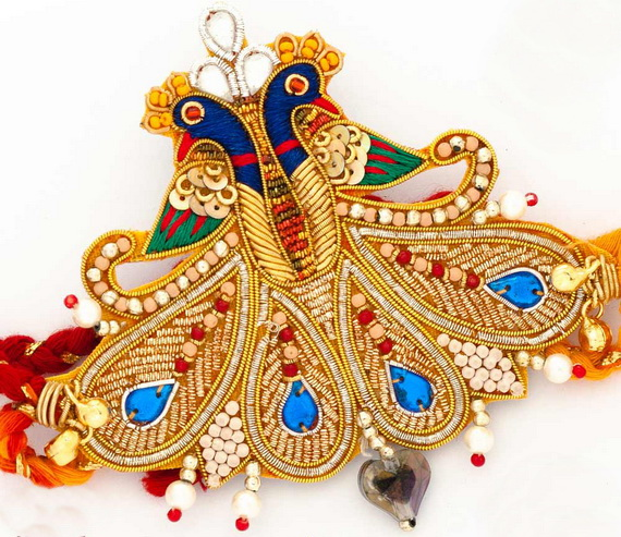 Rakhi-Decoration-Ideas for school competition