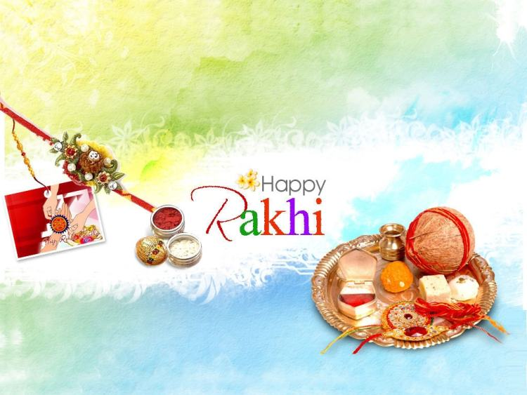 Happy Raksha Bandhan Hd Wallpaper