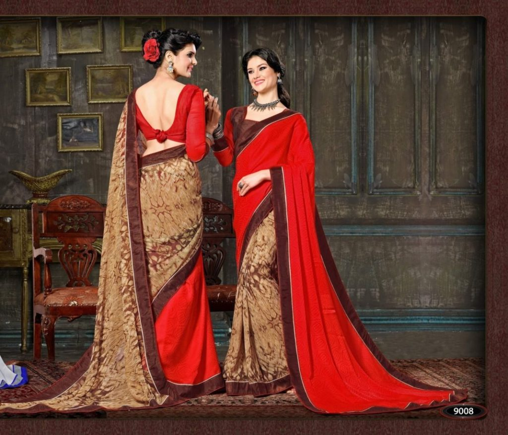 Partywear saree collection 2016