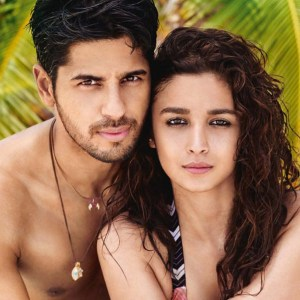 Sidharth Alia Bhatt Hot Images