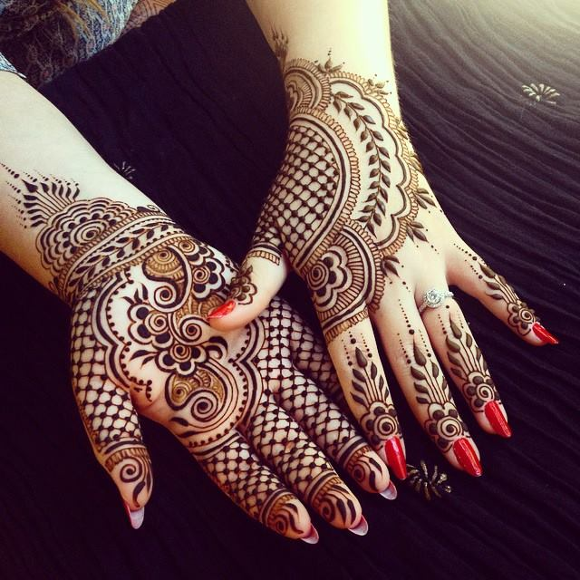 latest eid ul adha henna designs