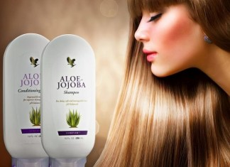 Aloe Jojoba shampoo review