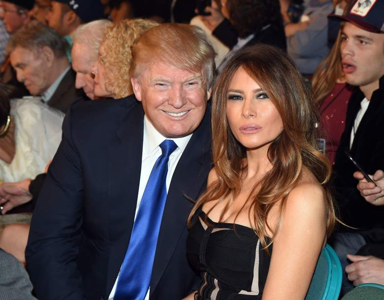 all about donald trump and his wife melanie trump